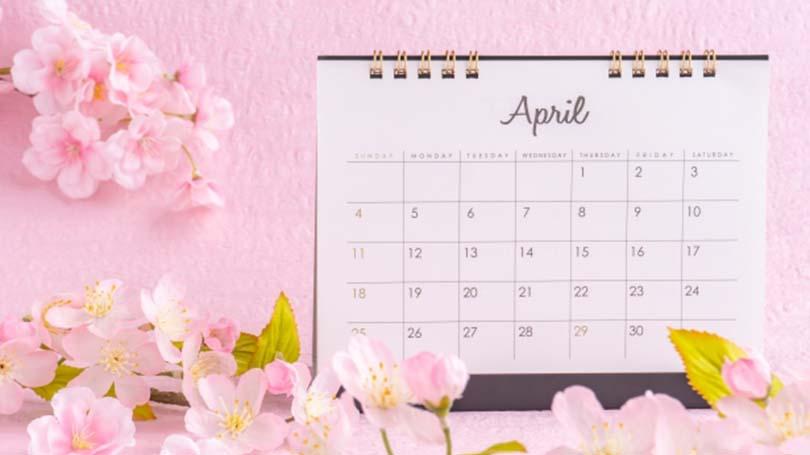 産休・育休から復帰までの期間や日程を考慮しカレンダーを個別に渡す